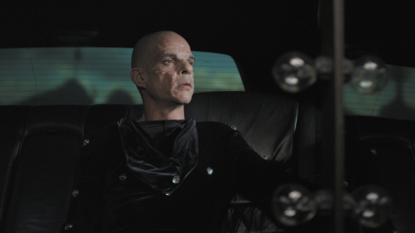 In this deleted scene from The Matrix, Neo was actually unplugged in a limo.