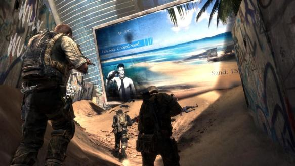 Spec Ops looked to South London for inspiration on level design.