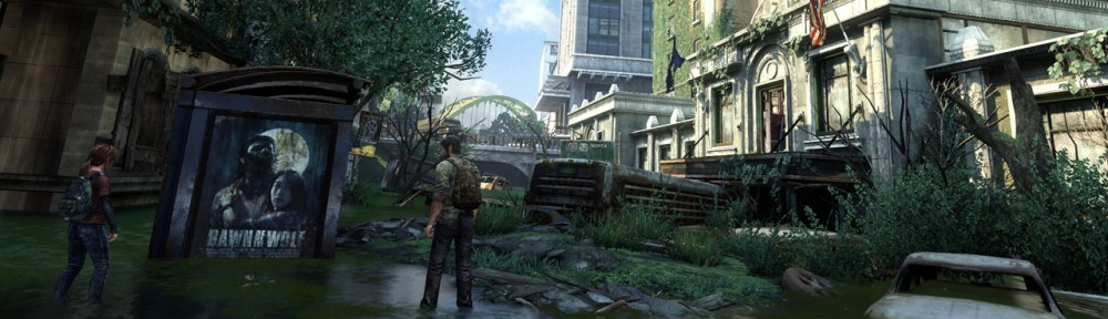 The Last Of Us Can It Herald The Last Of MiniMaps - Last of us all maps free